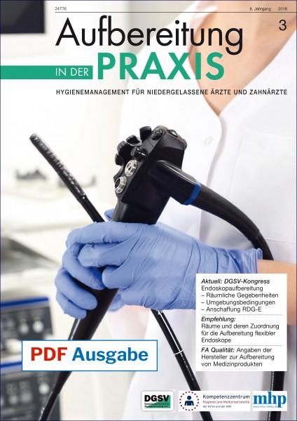 PDF Ausgabe - Aufbereitung in der Praxis - 03/2018