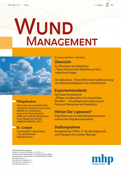 Wundmanagement 02/2017