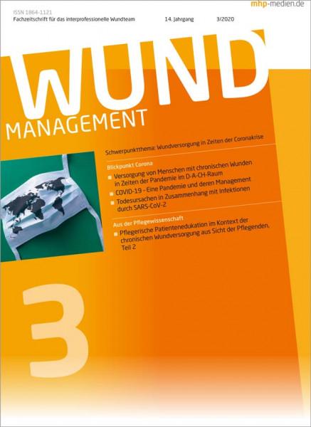 Wundmanagement 03/2020
