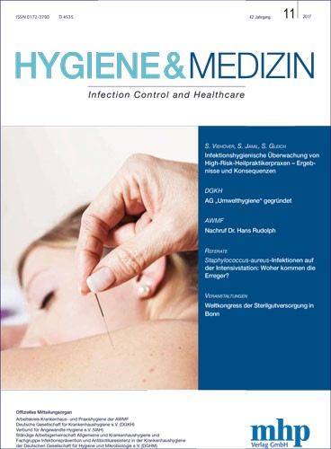 Hygiene & Medizin 11/2017