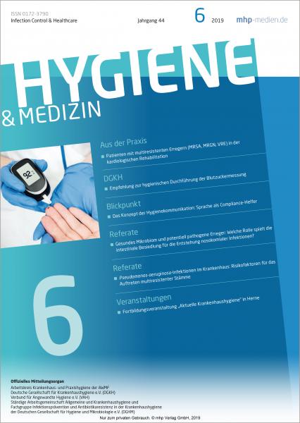 Hygiene & Medizin - 06/2019