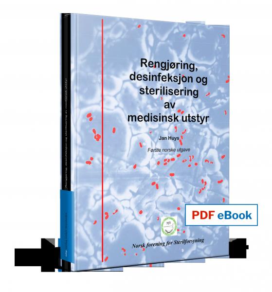 PDF eBook - Rengjøring, desinfeksjon og sterilisering av medisinsk utstyr