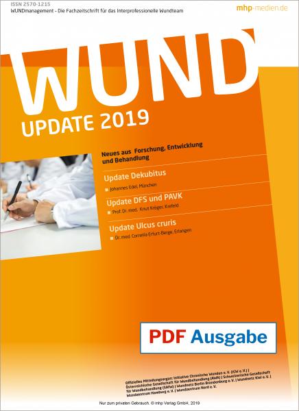 PDF Ausgabe - WundUpdate 2019