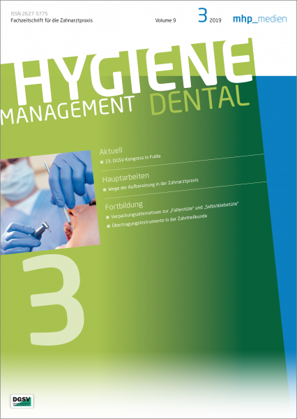 HYGIENEManagement - 03/2019