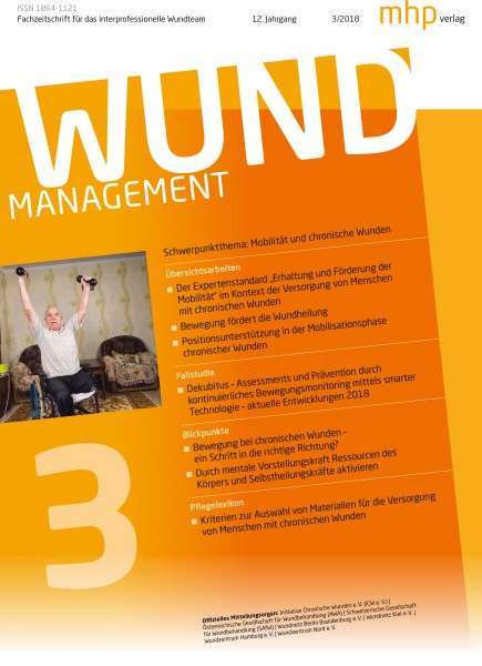 Wundmanagement 03/2018