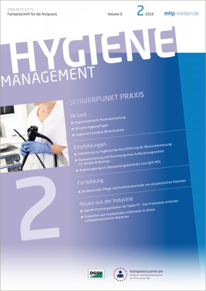 HYGIENEManagement - 02/2019