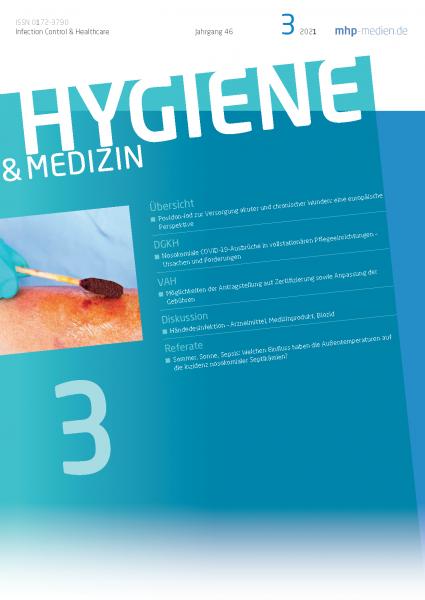 HYGIENE & MEDIZIN - 03/2021