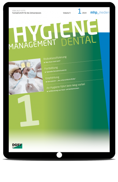 ePaper HYGIENEManagement