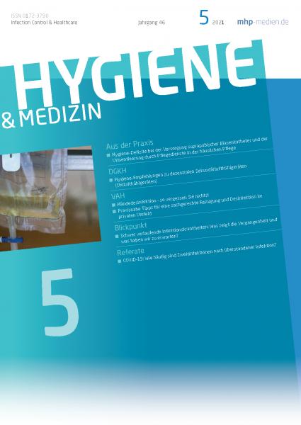 HYGIENE & MEDIZIN - 05/2021