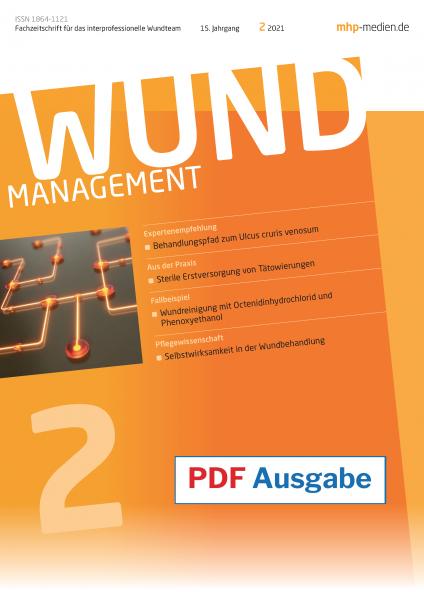 WUNDmanagement 02/2021