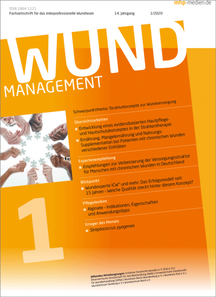 Wundmanagement 01/2020