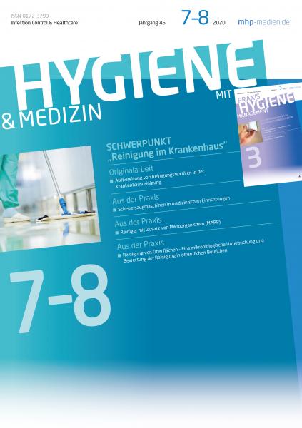 Hygiene & Medizin - 07+08/2020