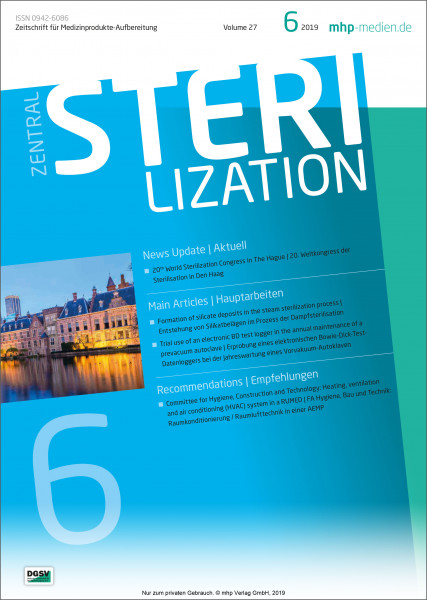ZENTRALSTERILISATION 06/2019