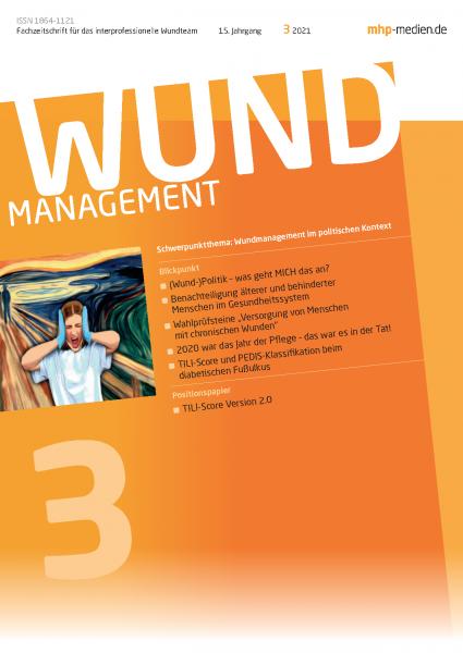 WUNDmanagement 03/2021