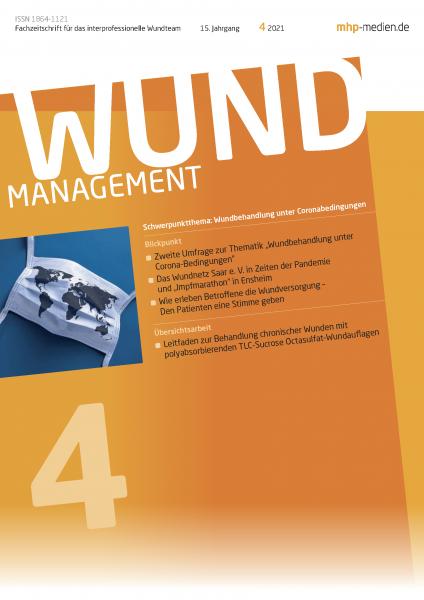 WUNDmanagement 04/2021