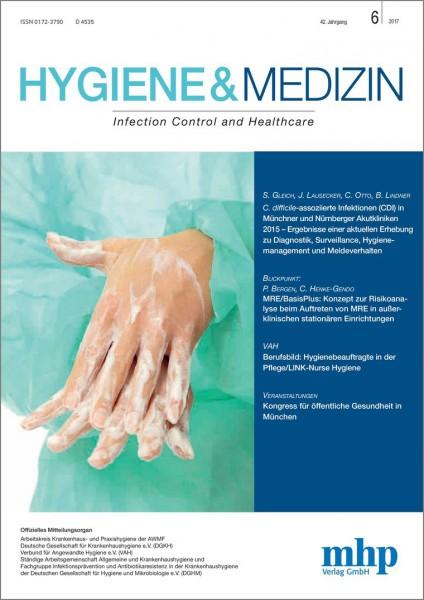 Hygiene & Medizin 06/2017
