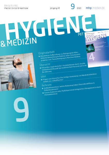 Hygiene & Medizin - 09/2020