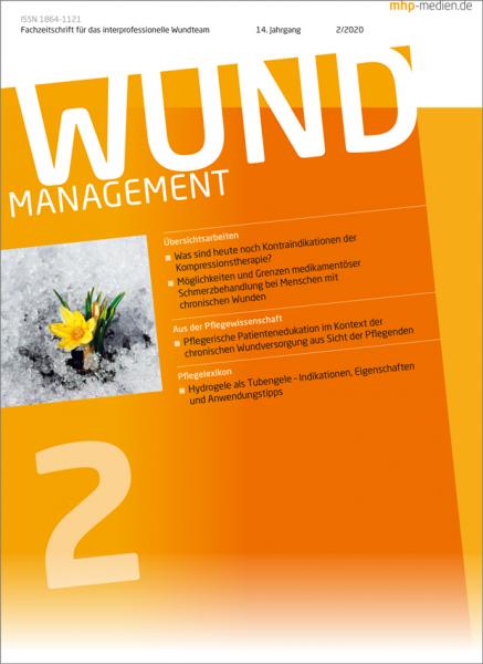 Wundmanagement 02/2020