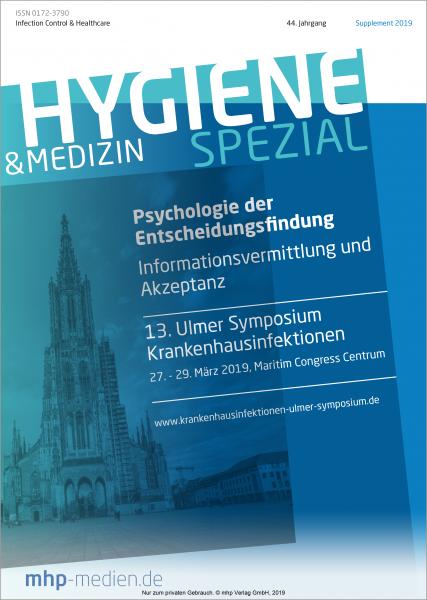 Hygiene & Medizin - Sonderausgabe - Ulmer Symposium