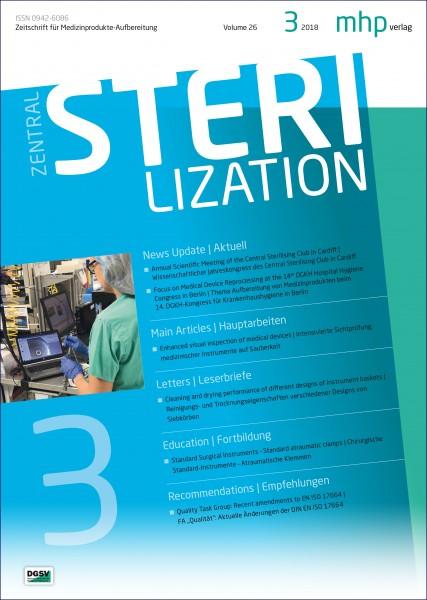 Zentralsterilisation 03/2018