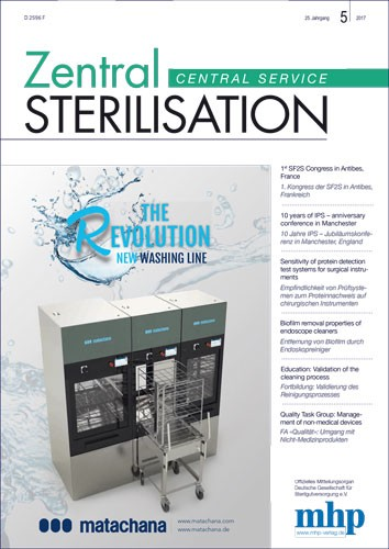 Zentralsterilisation 05/2017