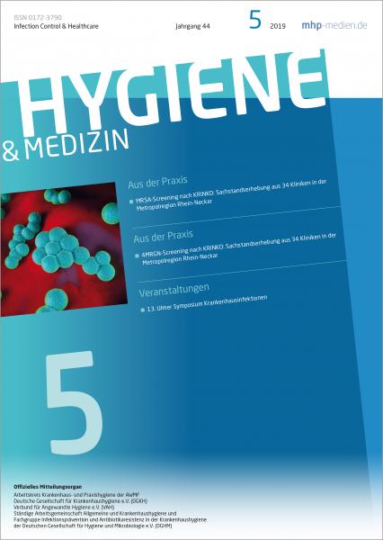 Hygiene & Medizin - 05/2019