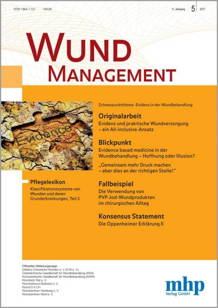 Wundmanagement 05/2017
