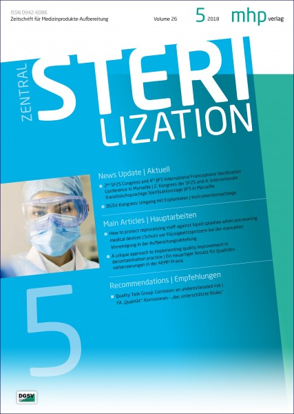 Zentralsterilisation 05/2018