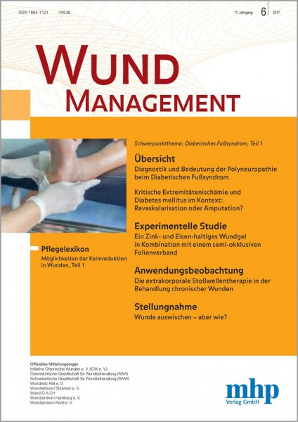Wundmanagement 06/2017