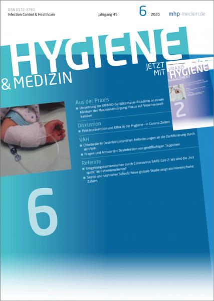 Hygiene & Medizin - 06/2020