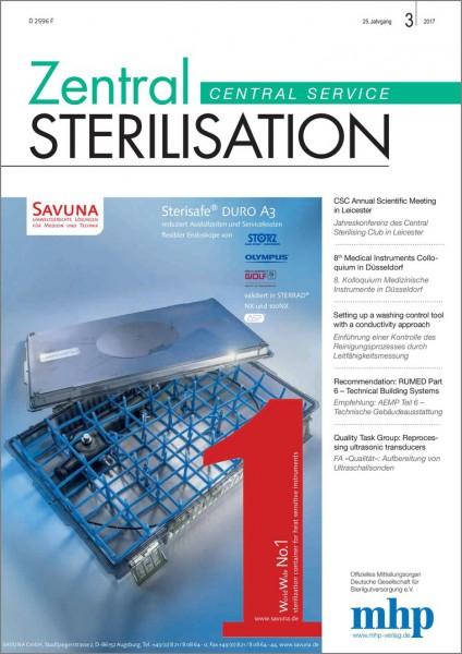 Zentralsterilisation - 03/2017