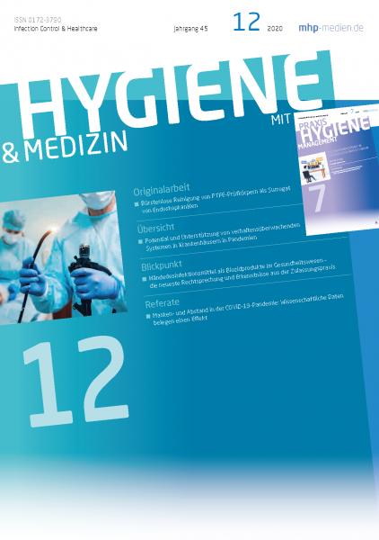 Hygiene & Medizin - 12/2020