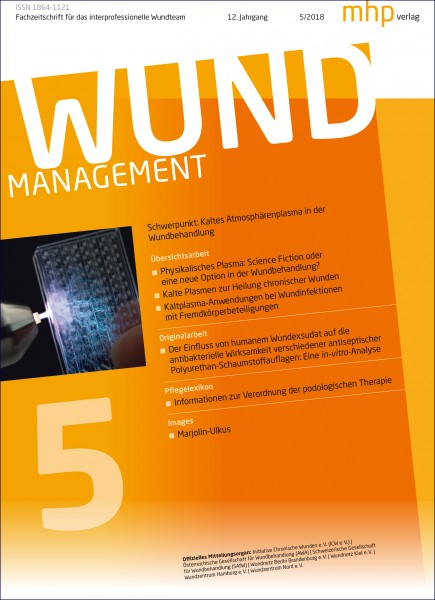 Wundmanagement 05/2018