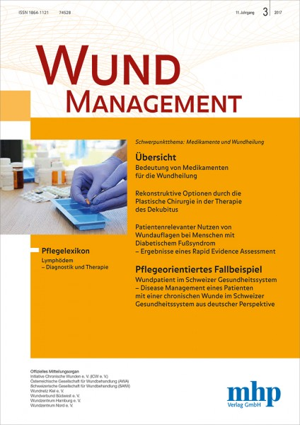 Wundmanagement 03/2017