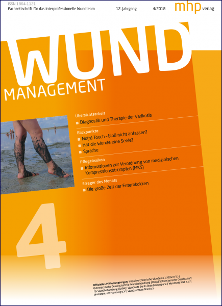 Wundmanagement 04/2018
