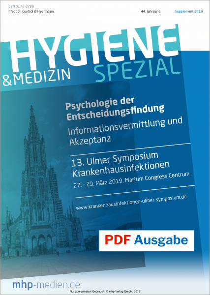 PDF Ausgabe - Hygiene & Medizin - Spezial - Ulmer Symposium-Copy