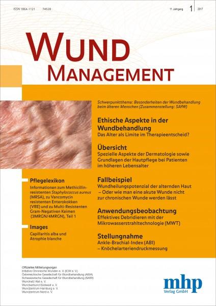 Wundmanagement (Abonnement)