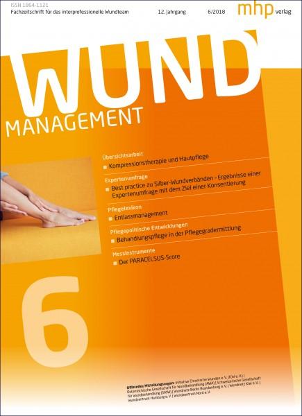 Wundmanagement 06/2018