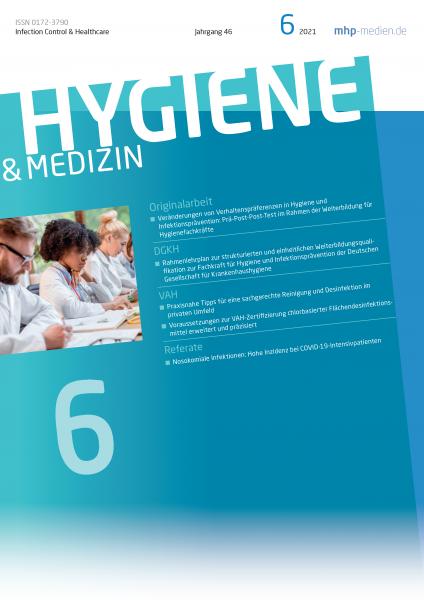 HYGIENE & MEDIZIN - 06/2021