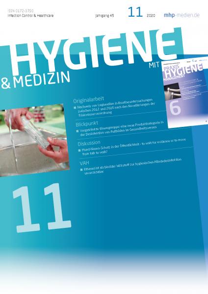 Hygiene & Medizin - 11/2020