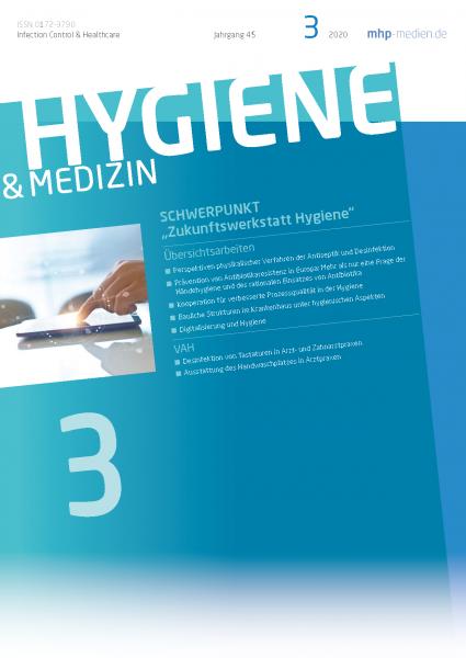 Hygiene & Medizin - 03/2020