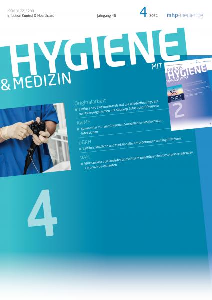 HYGIENE & MEDIZIN - 04/2021