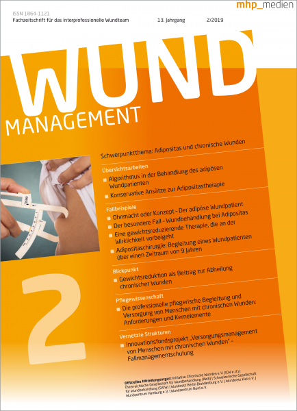 Wundmanagement 02/2019
