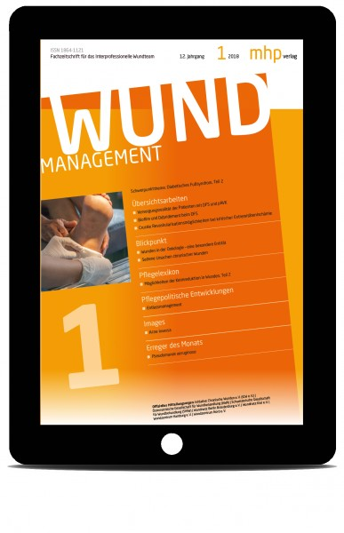 ePaper Wundmanagement