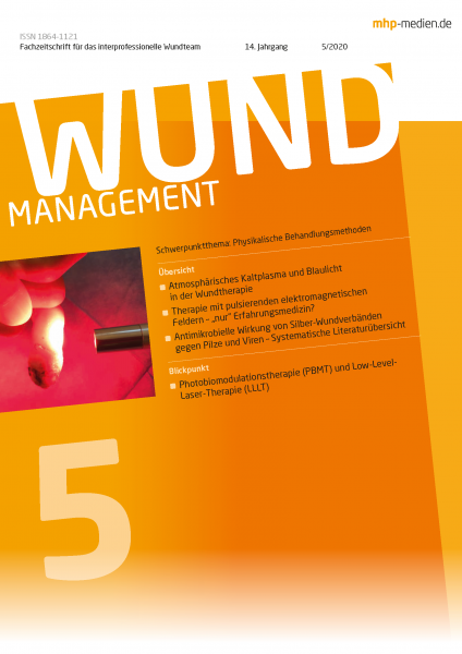 WUNDmanagement 05/2020