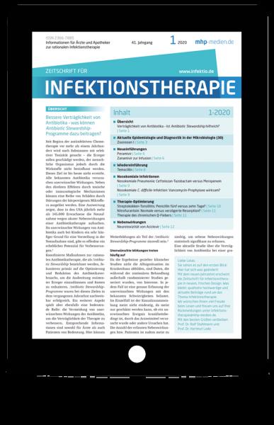 ePaper Zeitschrift für Infektionstherapie