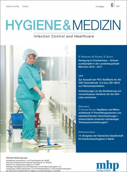 Hygiene & Medizin 6/2018