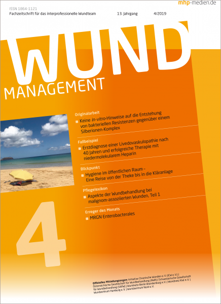 Wundmanagement 04/2019