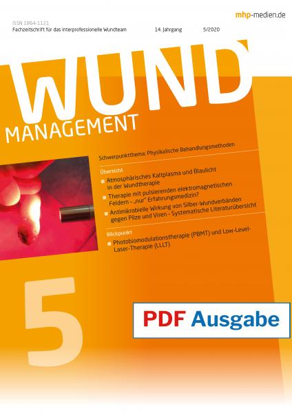 PDF-Ausgabe Wundmanagement 05/2020