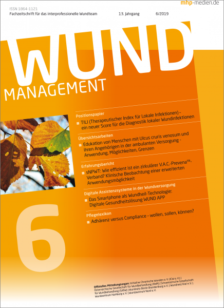 Wundmanagement 06/2019